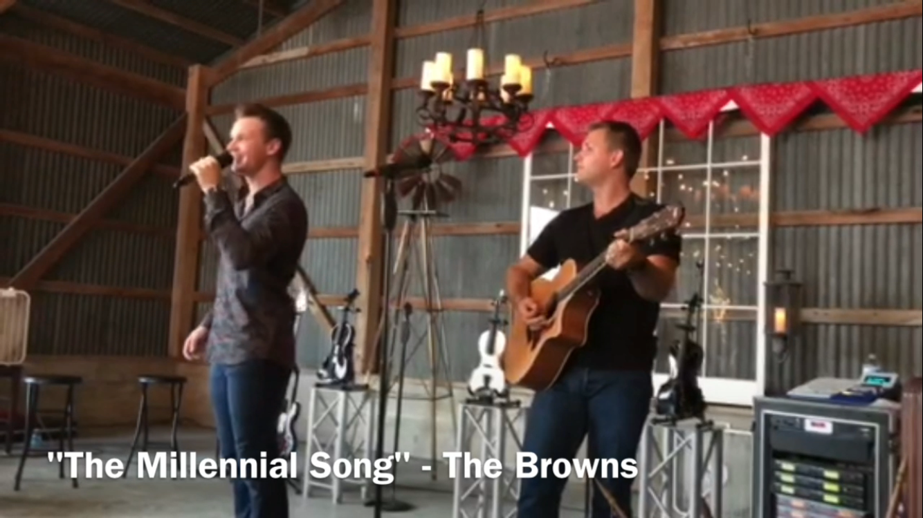 The Official Millennial Song – Video