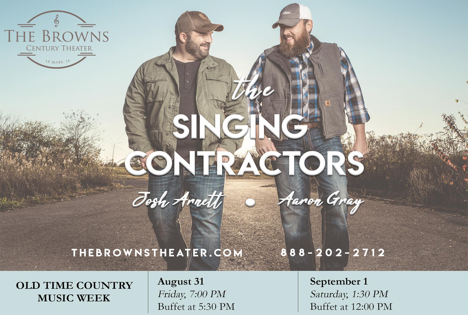 Singing Contractors
