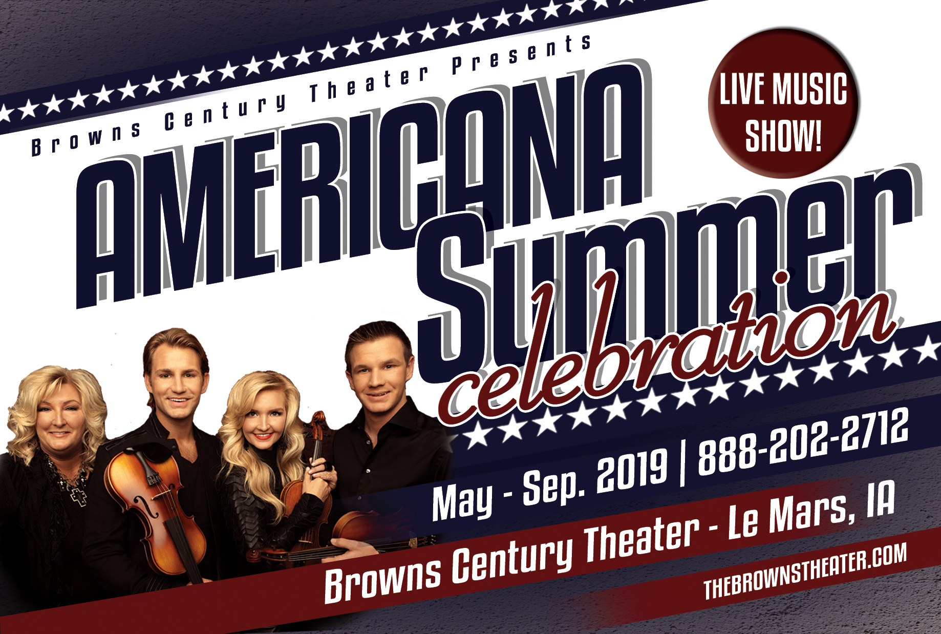 Americana Summer Celebration