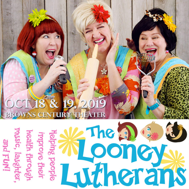 Looney Lutherans Square