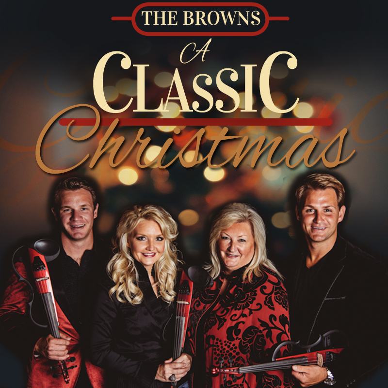 Classic Christmas - Square