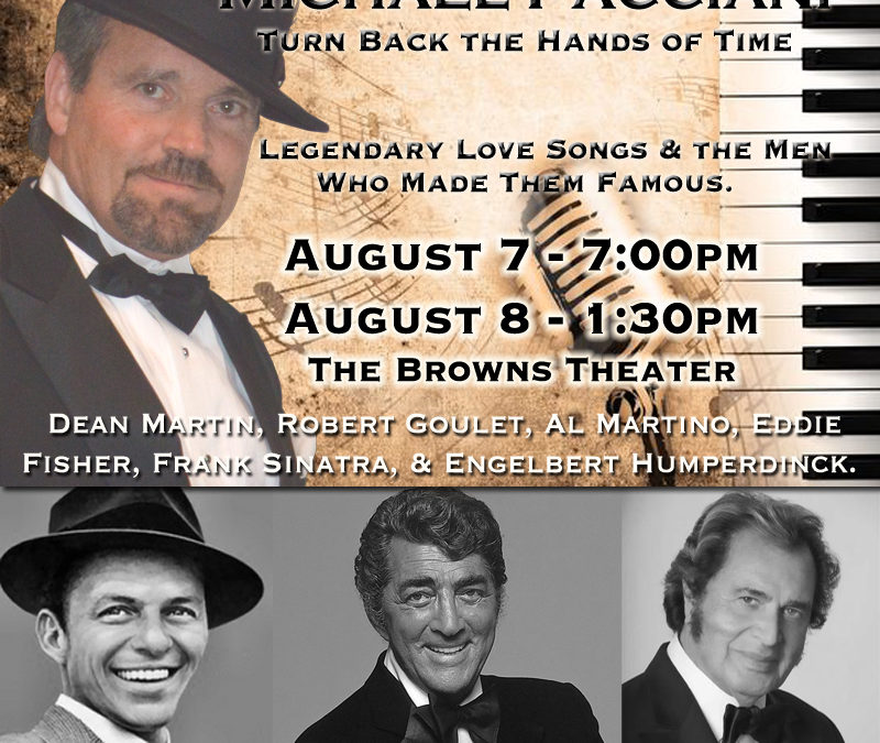 Michael Facciani @ Browns theater